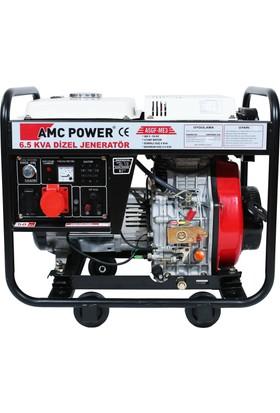 Amc Power 6,5 Kva Dizel Jeneratör 380 Volt