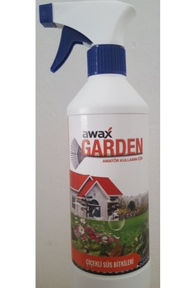 Garden Çiçekli Bitkiler İçin Kullanıma Hazır Sprey Gübre 500 Ml
