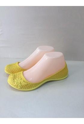 Akınalbella Kokulu Plaj Deniz Havuz Bayan Deniz Ayakkabısı