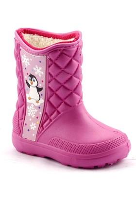 Gezer 00391 Eva Çizme Günlük Su Geçirmez Kız Çocuk Bot Ayakkabı