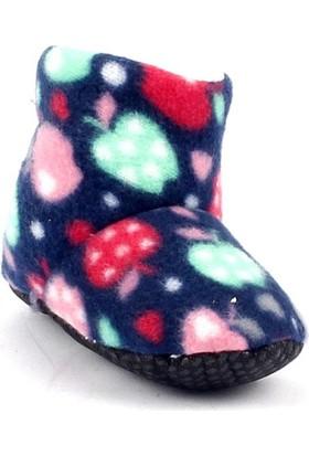 İlda Bebe Ev Ve Kreş Botu Kız Çocuk Panduf Ayakkabı