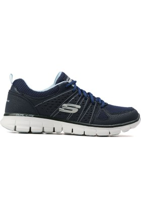 Skechers Synergy Bayan Spor Ayakkabı 11963-NVLB