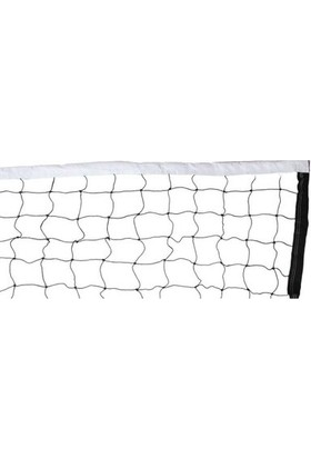 Sportive Profesyonel Siyah Voleybol Ağı 10X10 M 5342