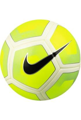 Nike Pitch 2016-2017 Dikişli No:5 Sarı Futbol Topu SC2993-704