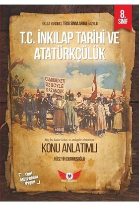 8. Sınıf Teog T.C. İnkılap Tarihi Ve Atatürkçülük Konu Anlatımlı Minel Yayınları