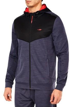 Lescon 17N- 1151 Eşofman Tek Üst Erkek Sweatshirt
