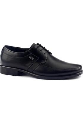 Cafu 1162 Deri Termal Kauçuk Taban Erkek Klasik Ayakkabı