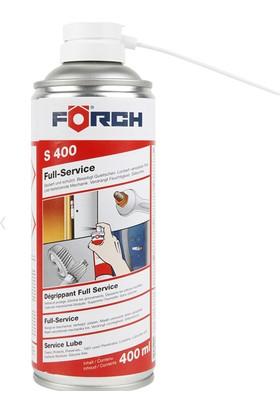 Förch Full Servis Yağlayıcı 400 ml.