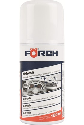 Förch Airfresh Klima Temizleme 150 ml.
