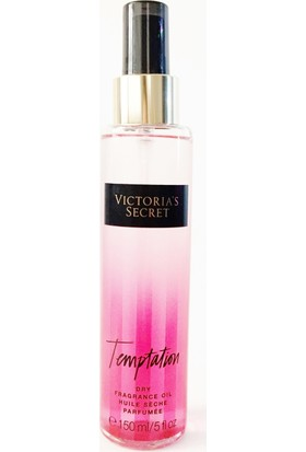 Victoria'S Secret Temptation 150Ml Fragrance Oil Mist Vücut Spreyi