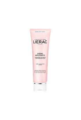 Lıerac Foamıng Cream-Double Cleanser
