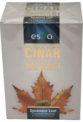 Esila Çınar Yaprağı Çayı 45 süzen poşet