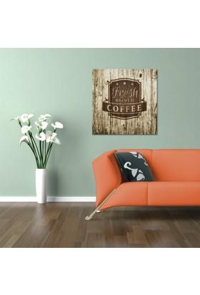 Evmanya Deco Coffee Kanvas Tablo