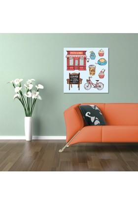 Hepsiburada Home Patısserıe Kanvas Tablo