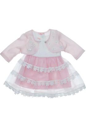 Misse Kız Bebek Kat Kat Tüllü Elbise