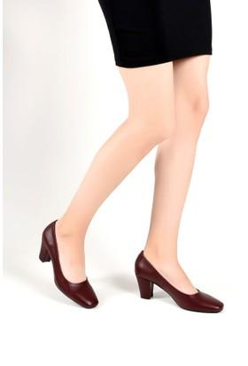 Sapin Kadın Topuklu Ayakkabı 25626