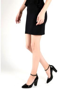 Sapin Kadın Topuklu Ayakkabı 25625