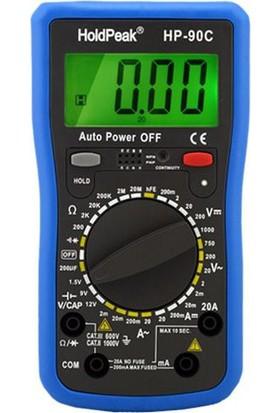 Holdpeak 90C Multimetre