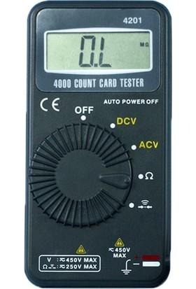 Holdpeak 4201 Multimetre