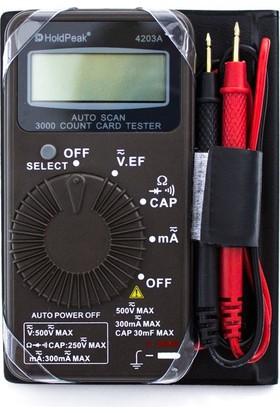 Holdpeak 4203A Multimetre