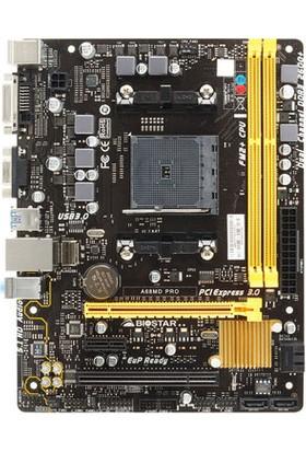 Biostar A68MD-PRO 2600(O.C) DDR3 Soket FM2+ mATX Anakart