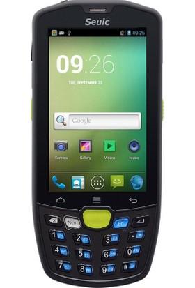 "Mobılecomp Autoıd 9 (A9) El Terminali 4"" Android 4.3 2D Ip67 Rfıd Wıfı Gps Bluet Autoıd9-H5S5W1G4G2"