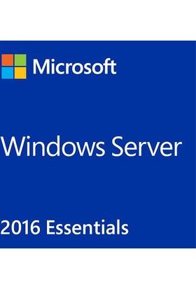 Dell Windows Server 2016,Essentials Dell-Rok 25 Cal Dahil! W2K16Esn-Rok