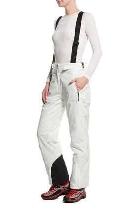 2AS Lena Kadın Kayak Pantolonu Beyaz