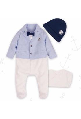 İdil Baby 9065 Bebek Tulumu
