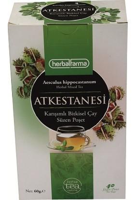 Herbal Farma At Kestanesi Çayı 40 süzen poşet