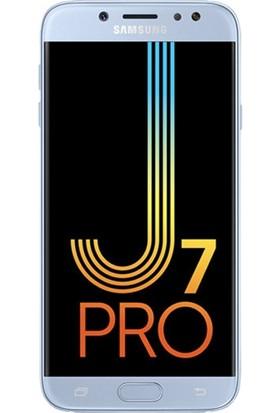 Dafoni Samsung Galaxy J7 Pro 2017 Slim Triple Shield Ekran Koruyucu
