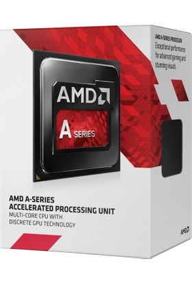 Amd A6-9500 3.8 GHz AM4 Soket İşlemci