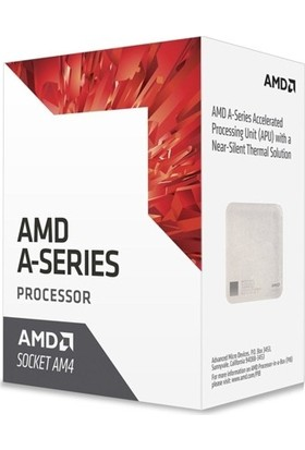 Amd Athlon X4 950 3.5GHz 2MB Cache AM4 İşlemci