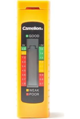 Camelion Bt-0506 Pil Ölçüm Cihazı - Pil Ölçer - Pil Test Cihazı