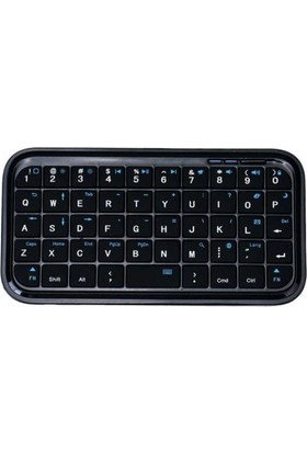 Azemax Smart Bluetooth Mini Klavye 80BT