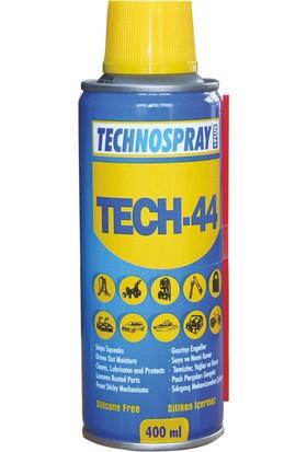Technospray Tech 44 - Koruyucu Yağlayıcı - 400 ml
