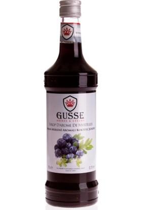 Gusse Yaban Mersini (Blueberry) Aromalı Kokteyl Şurubu 70 cl