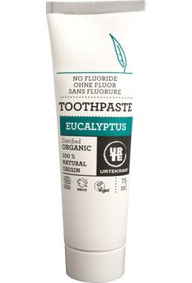 Urtekram Organik Diş Macunu - Okaliptüs 75 ml.