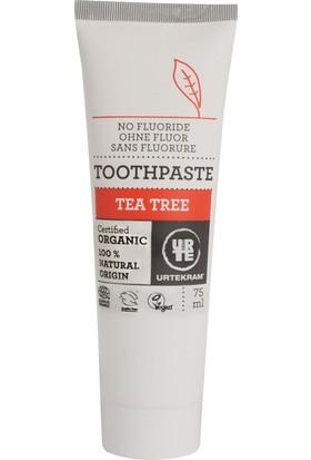 Urtekram Organik Diş Macunu - Çay Ağacı 75 ml.