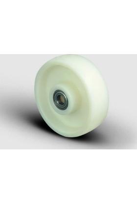 Bilya Rulmanlı, Poliamid Poliamid Tekerleği Çap: 100 - Zbz 100X35