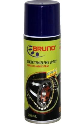 Bruno Zincir Halat Temizleme Sprey 200 ml