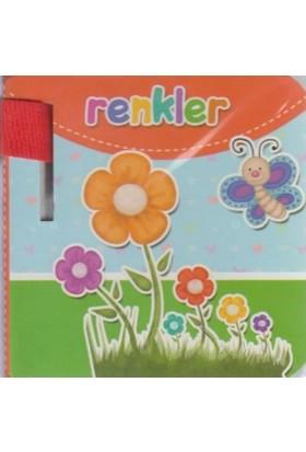 Renkler 02:Bebek Arabası Kitabı (Cep Boy)