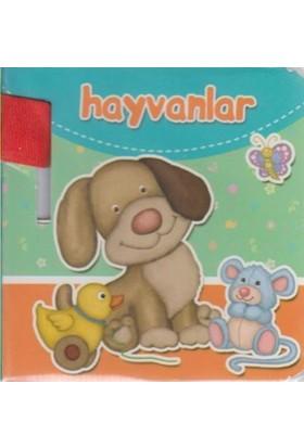 Hayvanlar 01:Bebek Arabası Kitabı (Cep Boy)