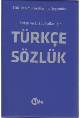 Kida İlkokul Ve Ortaokullar İçin Türkçe Sözlük