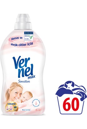 Vernel Max Sensitive Max 1440 ml