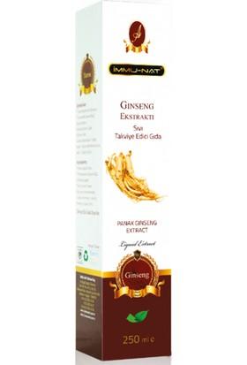 İmmunat Ginseng Ekstraktı 250 ml Sıvı Ekstresi