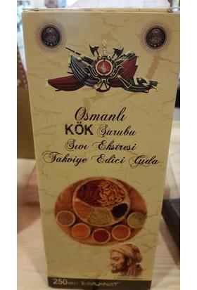 İmmunat Osmanlı Kök Şurubu Ekstraktı 250 ml Sıvı Ekstresi 2