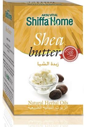 Shiffa Home Shea Butter Yağı 150 gr Soğuk Pres
