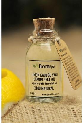 Bora Life Limon Kabuğu Yağı 25 cc