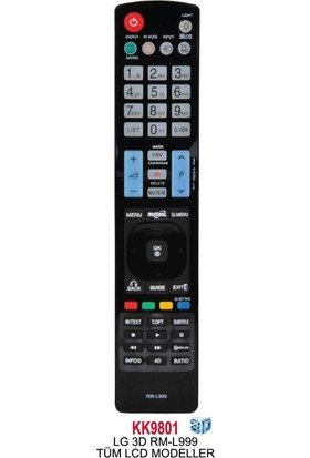 Lg 3D-Led Tv Kumanda